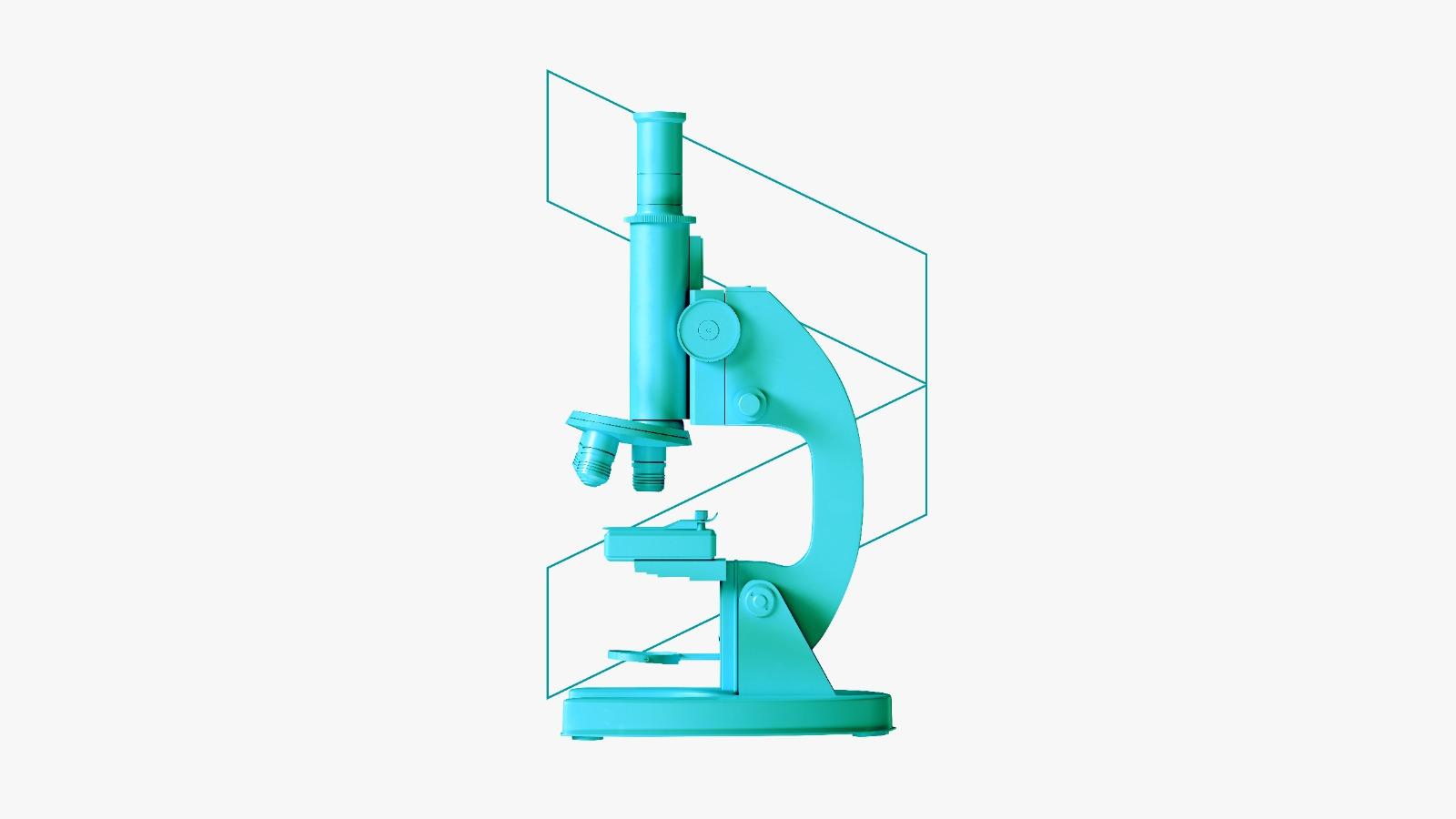 Dr Carsten Nicolaus - microscope